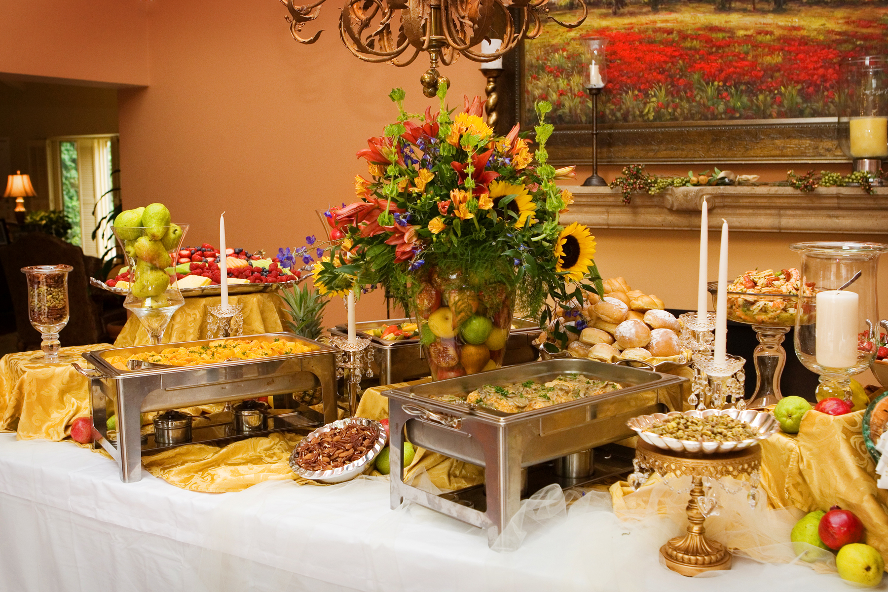 Catering Services Palm Springs Wedding Catering And